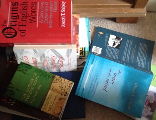 The Books by the Bed